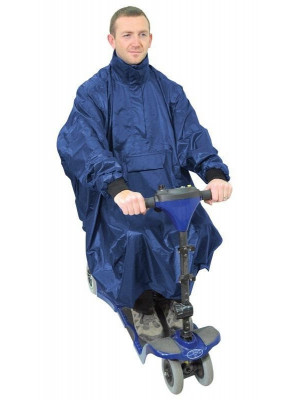 Imperméable protection spécial scooter