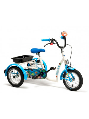 Tricycle Enfant 2202 Aqua ou Safari