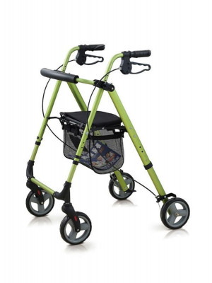 Rollator moderne Neo Fashion pliable