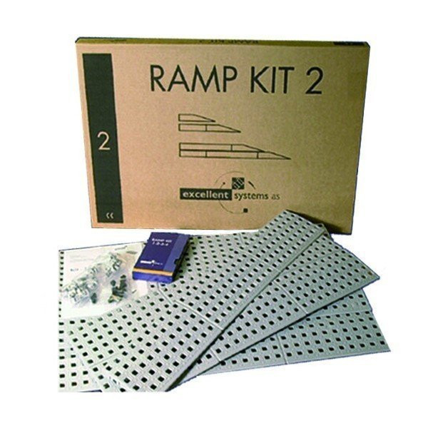 Ramp Kit 2 rampes d'accès Excellent Systems