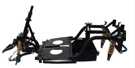 Chassis monte carlo toit