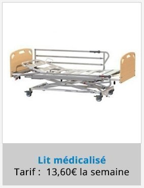 Location de lit Médical en Ile de France